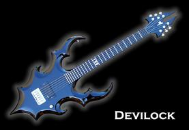 Monson Devilock Guitar