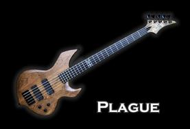 Monson Plague Bass Guitar