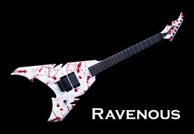 Monson Ravenous Guitar