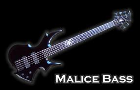 Monson Malice Bass Guitar