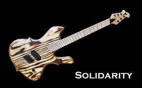 Monson Solidarity Guitar