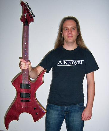 Monson Morningstar Guitar Alkemyst