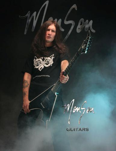 Monson Varikill Guitar Drauggard
