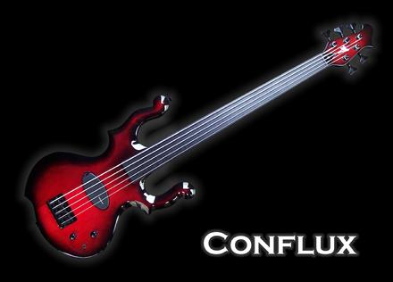 Monson Conflux Bass Guitar