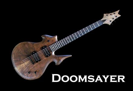 Monson Doomsayer Guitar