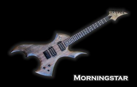 Monson Morningstar Guitar