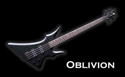 Monson Oblivion Bass Guitar