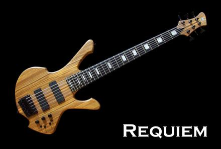 Monson Requiem Bass Guitar