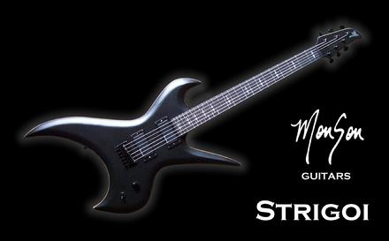 Monson Strigoi Guitar