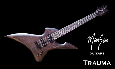 Monson Trauma Guitar
