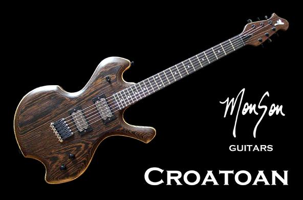Monson Croatoan Guitar