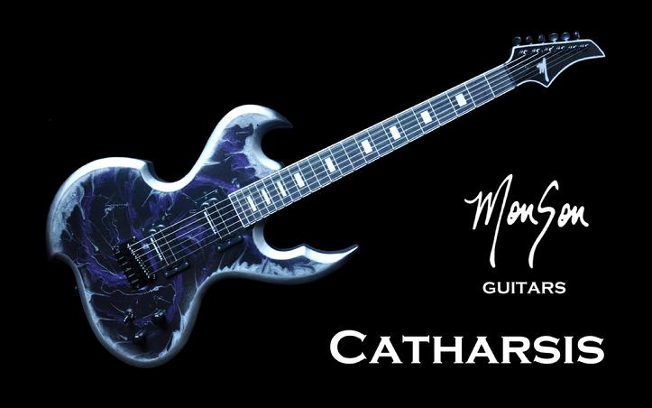 Monson Catharsis Guitar