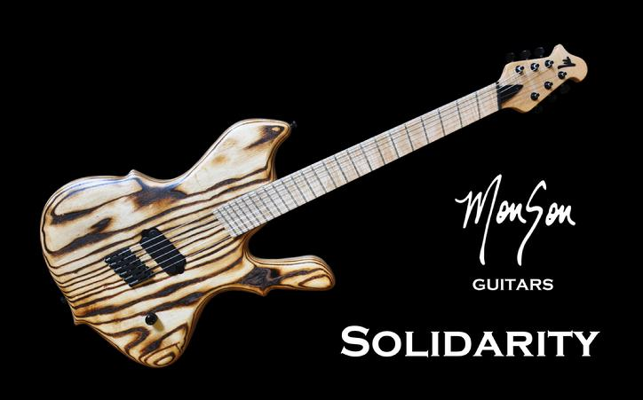 Monson Solidarity Guitar multiscale