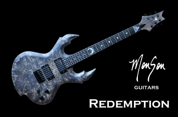 Monson Redemption Guitar