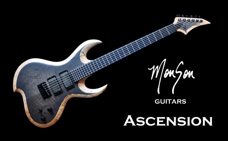 Monson Ascension Guitar