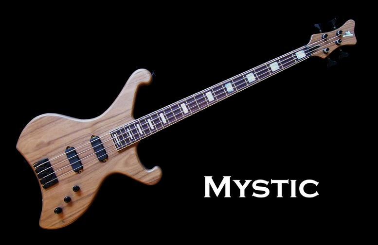 Monson Mystic Bass Guitar