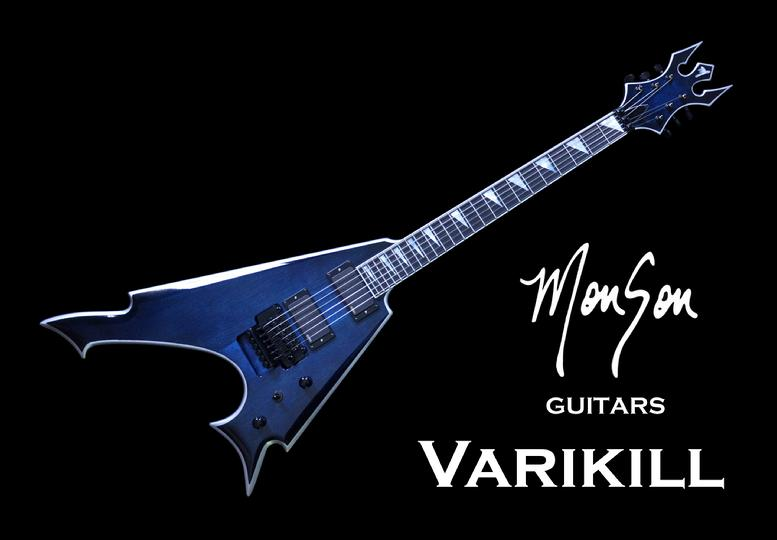 Monson Varikill Guitar