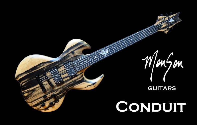 Monson Conduit Guitar
