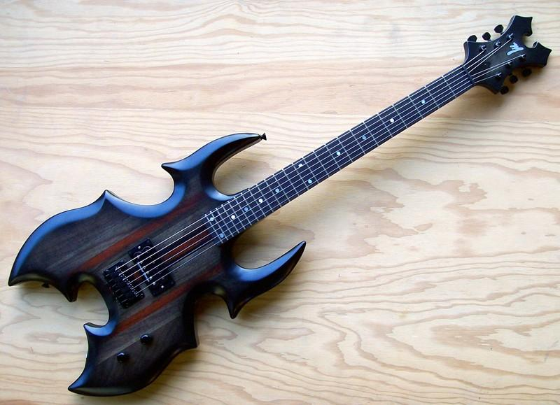 Monson Demon Guitar Baritone