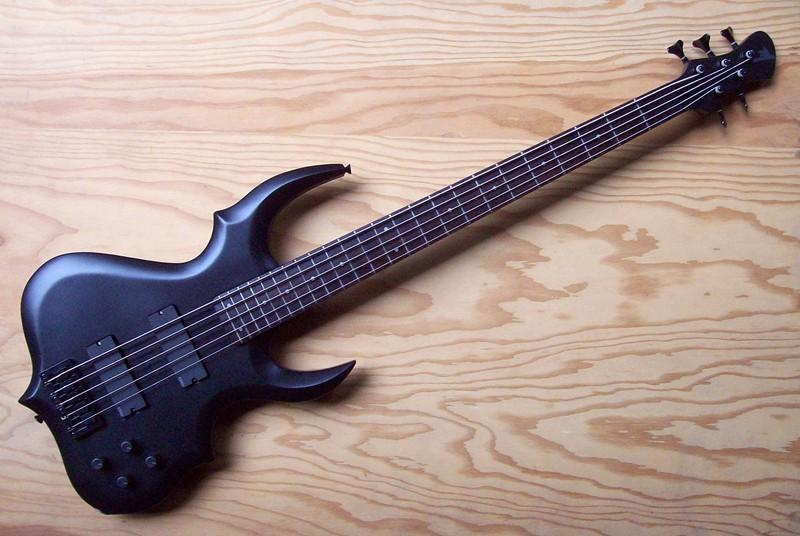 Monson Reikon Bass Guitar