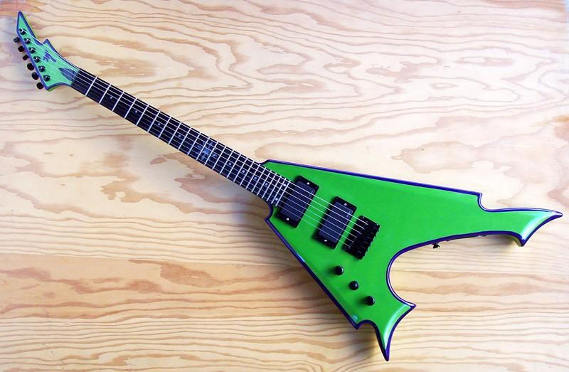 Monson Varikill Guitars